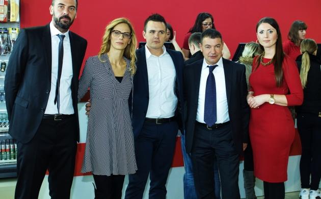 Rok Sotlar, Patricija Tkalčec, Supernova Varaždin, PittaRosso, Pitta Rosso, Slavica Tomasović