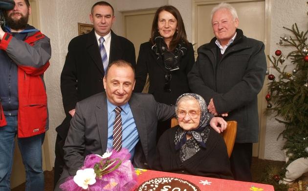 Proslava rođendana Marije Topolnjak