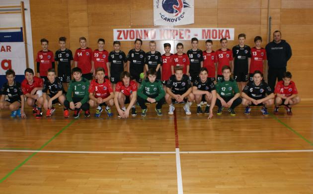 MRK Čakovec A i B ekipa