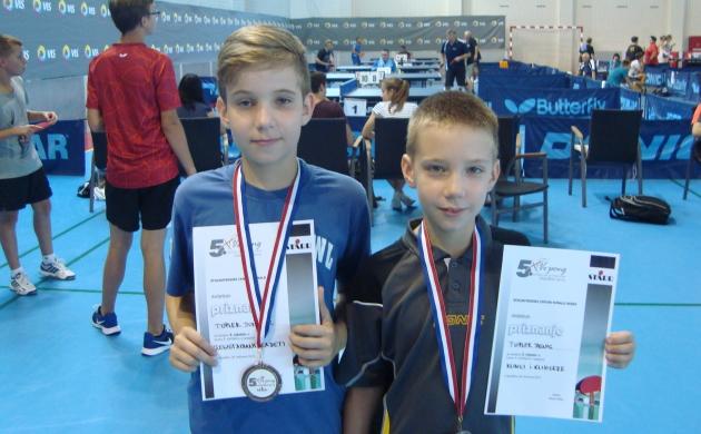 Braća Dominik i Denis Toplek