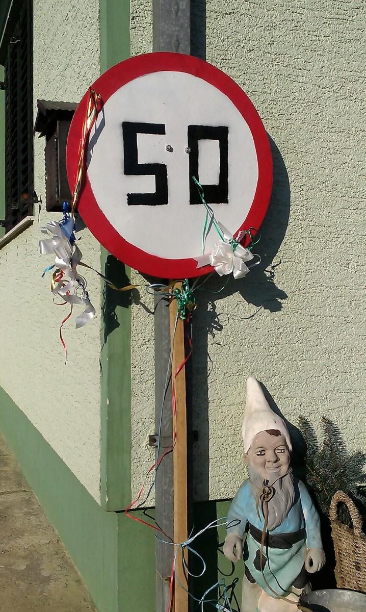 rođendanska čestitka za 50 rođendan Mihovljančanku povodom 50. rođendana prijatelji iznenadili  rođendanska čestitka za 50 rođendan