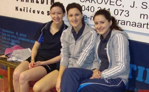 Sara Mikac, Dora i Marta Cividini