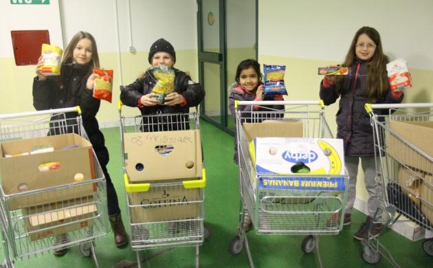Učenici za pučku kuhinju donirali hranu