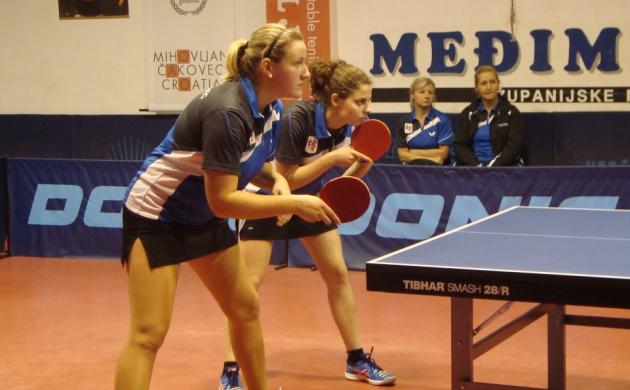 Maja Trupković i Anja Novak