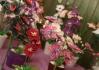 Cvijeće od tila i svile