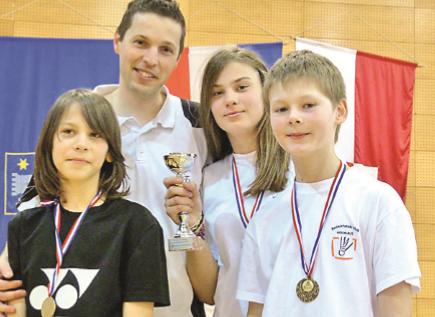 Najbolji u badmintonu