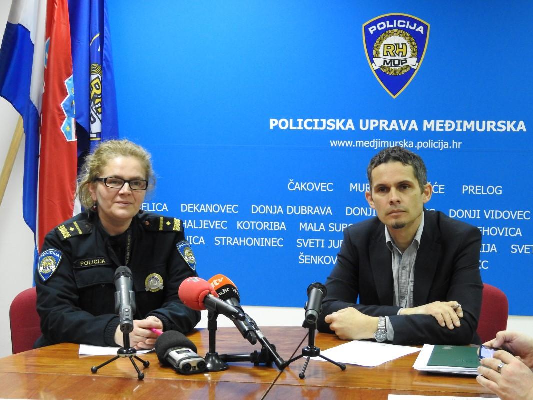 Besplatno upoznavanje s policijom