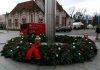 Cvjećarnica Vesna zaslužna je za adventski vijenac kojem se svake godine divimo u centru Čakovca