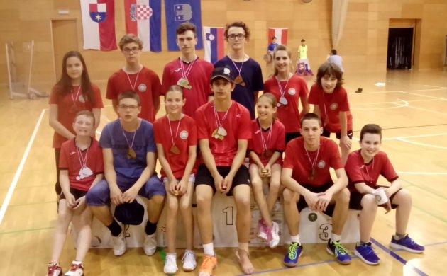 Naši osvajači medalja