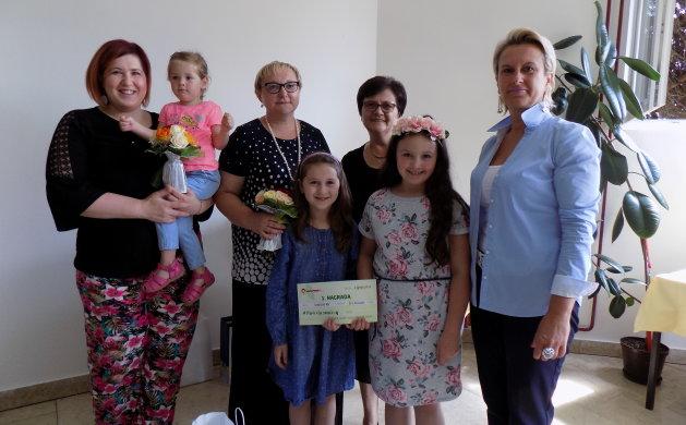Osnovna škola Donji Kraljevec zaslužila je prvo mjesto i novčanu nagradu od 3.00,00 kuna
