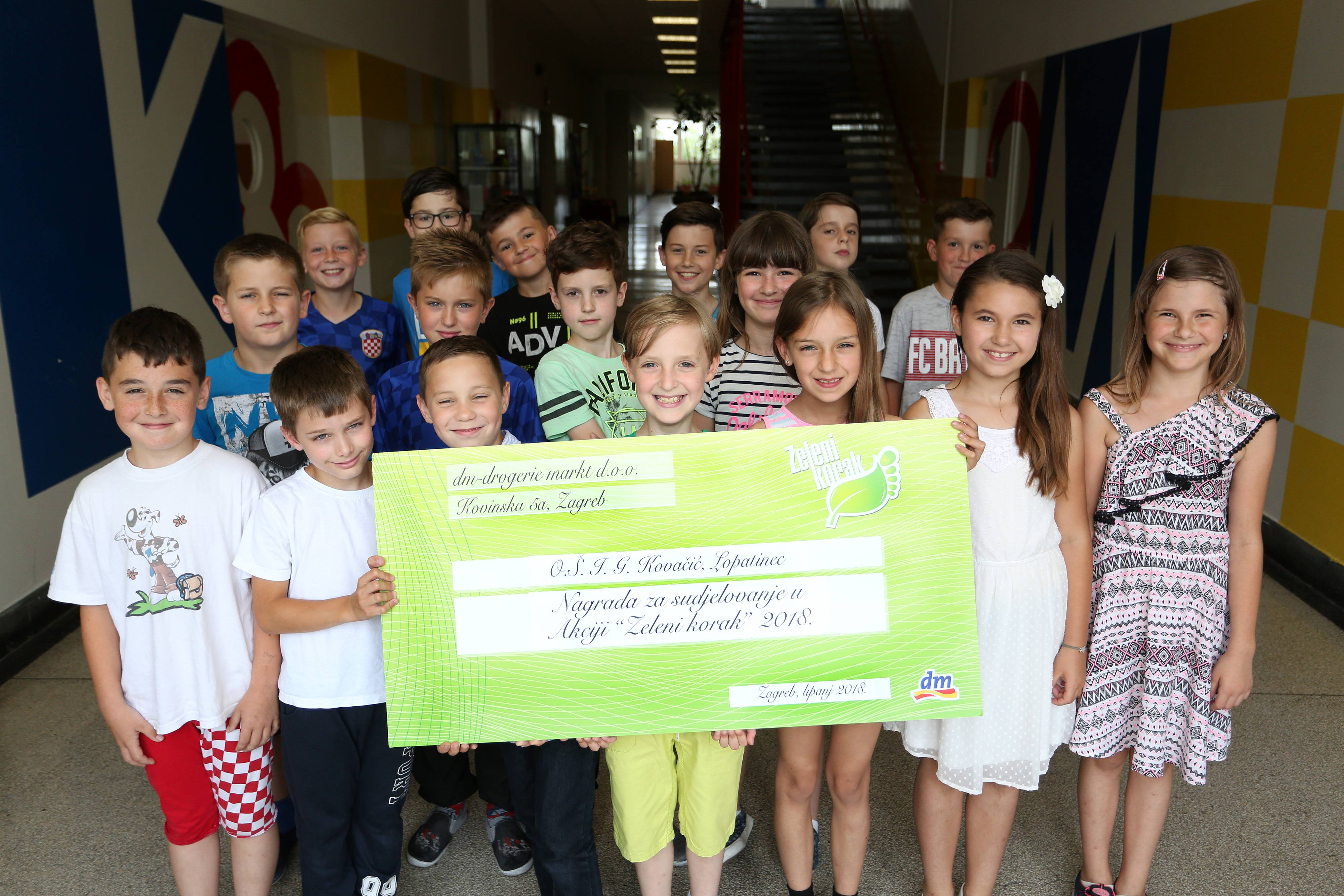 Nagradu Za Doprinos Zastiti Okolisa Dobila Os Ivana Gorana