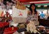 Karmen Šipek iz Strahoninca izradila je torbu s logom Porcijunkulova