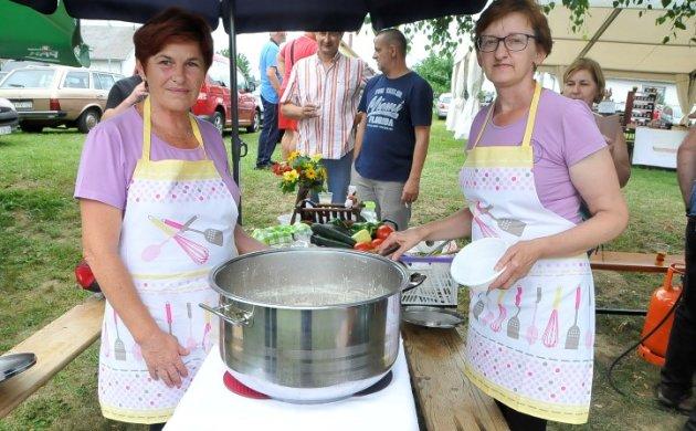 Picek na temfaje i domaći rezanci donijeli su pobjedu Sanji Topolnjak i Štefaniji Ganzer iz Pretetinca