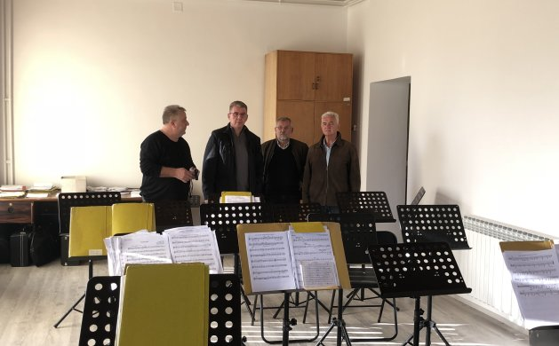 Noveprostore ustaroj pošti dobio je i Gradski puhački orkestar