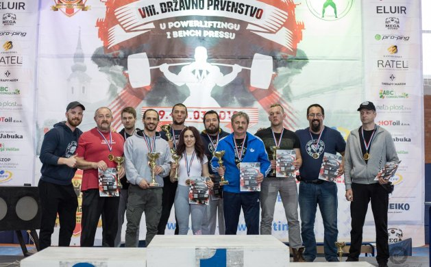 Ekipa Pozoja ponovno se vraća u Čakovec s brojnim medaljama
