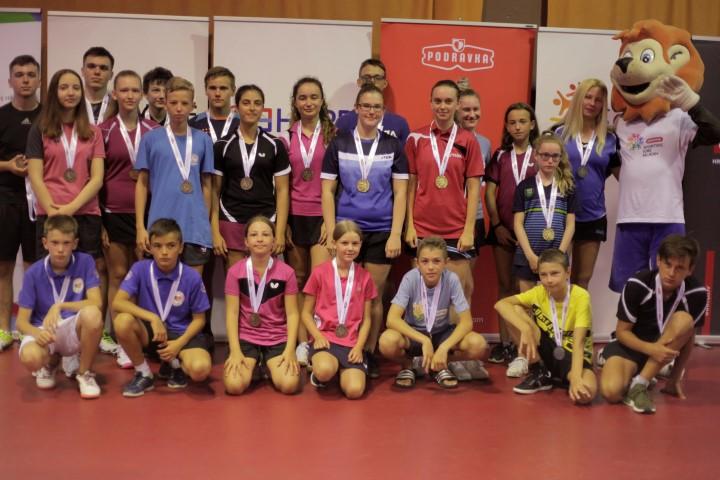 Sportske igre: Mladi Međimurci se iz Splita vraćaju s tri medalje!